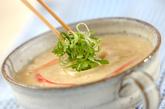 豆乳トロミ素麺の作り方2