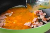 ポテトの卵とじの作り方2
