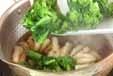 菜の花の煮びたしの作り方1