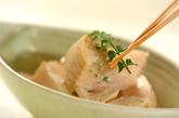 タケノコのみそマヨ和えの作り方1