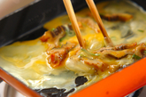 アナゴの卵焼きの作り方2