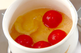 トマトのジュレの作り方1