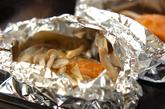 鮭の簡単ホイル焼きの作り方3