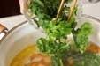 ホウレン草のスープの作り方3