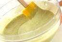 抹茶カステラの作り方3