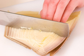 筍ご飯 + 筍のゆで方の下準備5