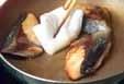 ブリの混ぜご飯の作り方1