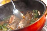 メバルの煮付けの作り方3