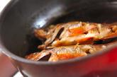 メバルの煮付けの作り方2