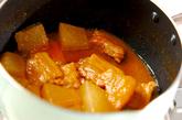 豚バラ肉と冬瓜のみそ煮の作り方3