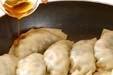 大きなキャベツ餃子の作り方5