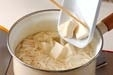 豆腐のお吸い物の作り方1