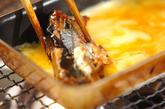 サンマ入り卵焼きの作り方2