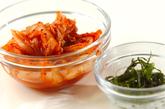 豚キムチ混ぜご飯の作り方3