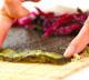 とろろ昆布の細巻き寿司の作り方4