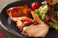 鶏肉のオーブン焼き