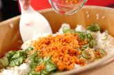 鮭のちらし寿司の作り方2