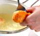 白菜のスープ煮の作り方1