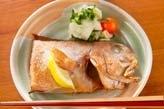白甘鯛の塩焼き