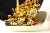 カニカマ卵の作り方3