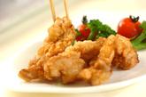 鶏肉の竜田揚げの作り方2