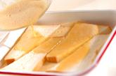 オレンジ風味のフレンチトーストの作り方2