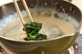 鮭のミルク煮の作り方3