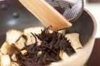 芽ひじきの炒め物の作り方2