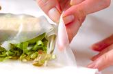 高野豆腐の生春巻きの作り方4