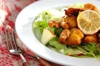 鶏肉のカレーマリネ焼き