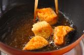 鮭の揚げ焼きの作り方1