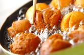 シンプル揚げ菓子の作り方6