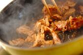 薄切り豚肉のショウガ炒めの作り方2
