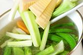温野菜オイスターソースの作り方2