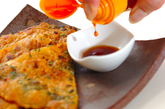 ポテトキムチお焼きの作り方3
