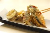 イワシの天ぷらの作り方3