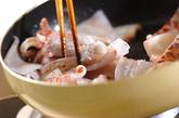 イカの七味炒めの作り方2