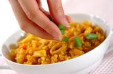 シーフードカレー炊き込みご飯の作り方2
