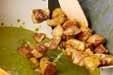 ホウレン草カレーの作り方4