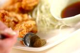 鶏肉の天ぷらの作り方2