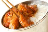 鶏の照焼丼の作り方4