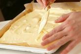 季節のフレッシュフルーツロールケーキの作り方5