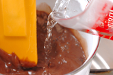 マシュマロ入りムースの作り方1