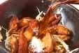 鶏肉の揚げ煮の作り方3
