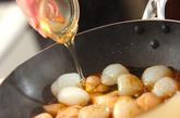 玉コンニャクの照り焼きの作り方2