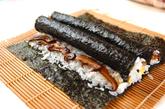 スマイル巻き寿司の作り方5