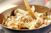 キノコのオイスター炒めの作り方2