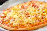 ベーコンポテトピザの作り方3