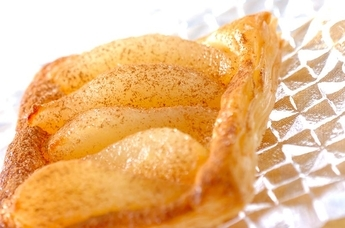 洋梨のパイ