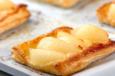 洋梨のパイの作り方3
